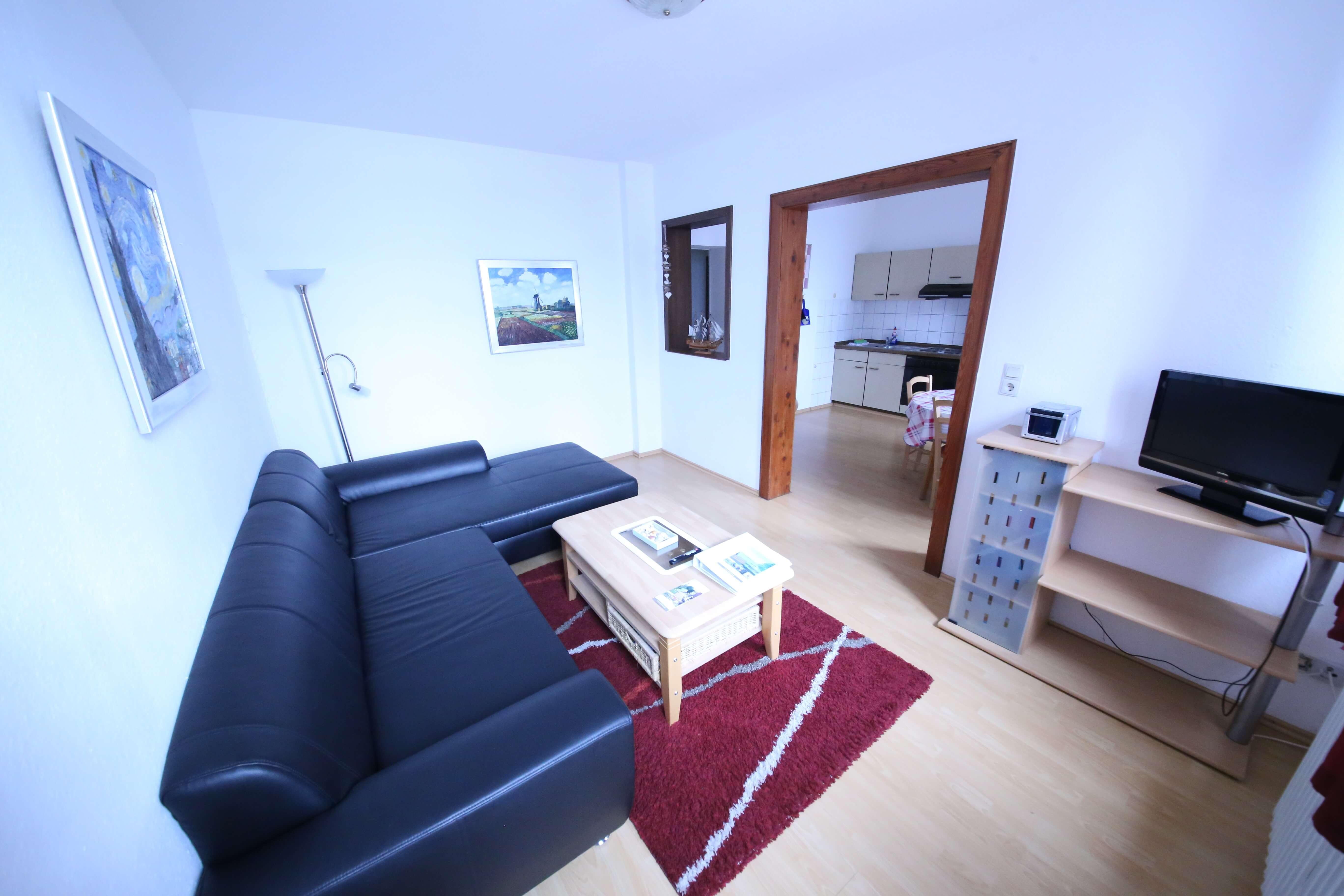 Apartment 10 6 personen apartmenthaus schleiblick for Kochen 10 personen